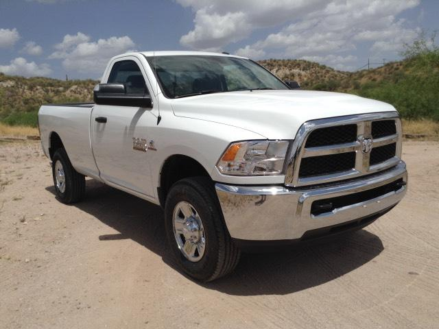 new 2017 ram 3500 tradesman 4x4 reg cab 8 39 box regular cab pickup in wickenburg 78328 jones. Black Bedroom Furniture Sets. Home Design Ideas